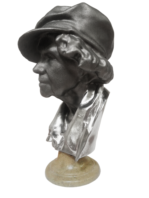 Woman's bust