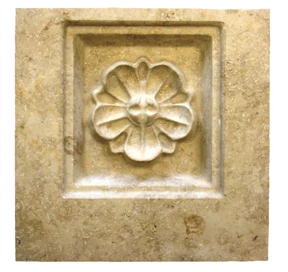 Classical decorative element of the building