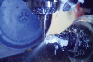 5 + 1 axis milling