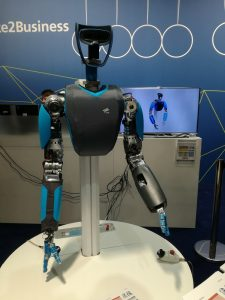 Modern innovations at Hannover Messe 2018